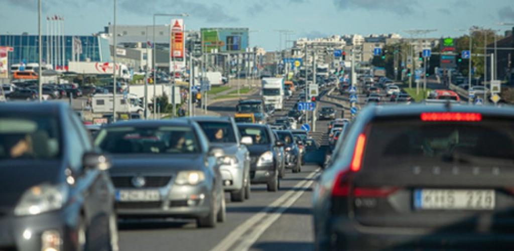EBPO vadovas: Lietuva turi mažinti teršalų išmetimus transporte